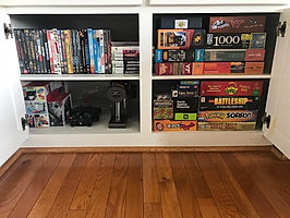 Games, movies, and puzzels organized by Solutions for Stuff