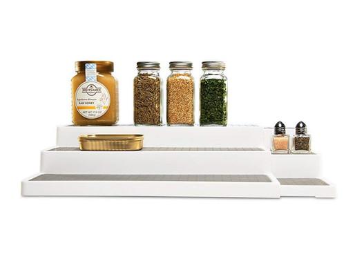 Spice Step Shelf