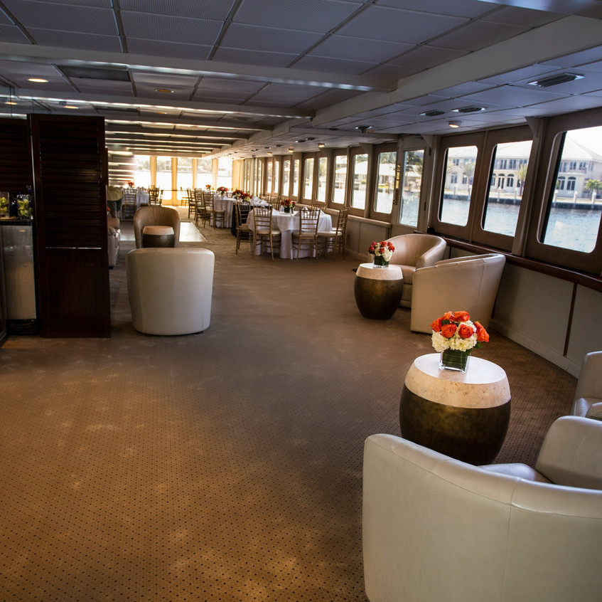 Corporate Even on a Yacht