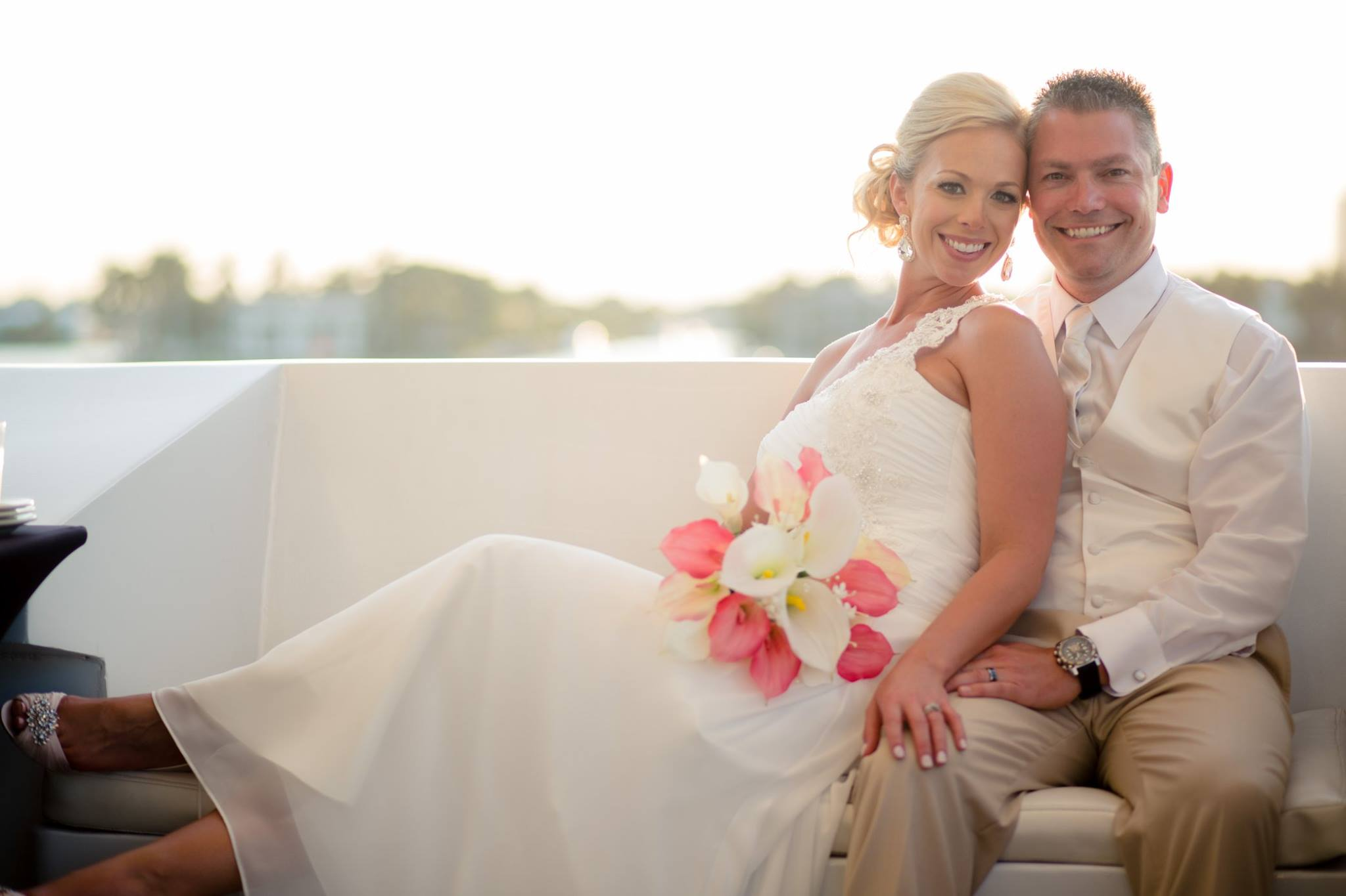 Wedding Reception Party Boat
