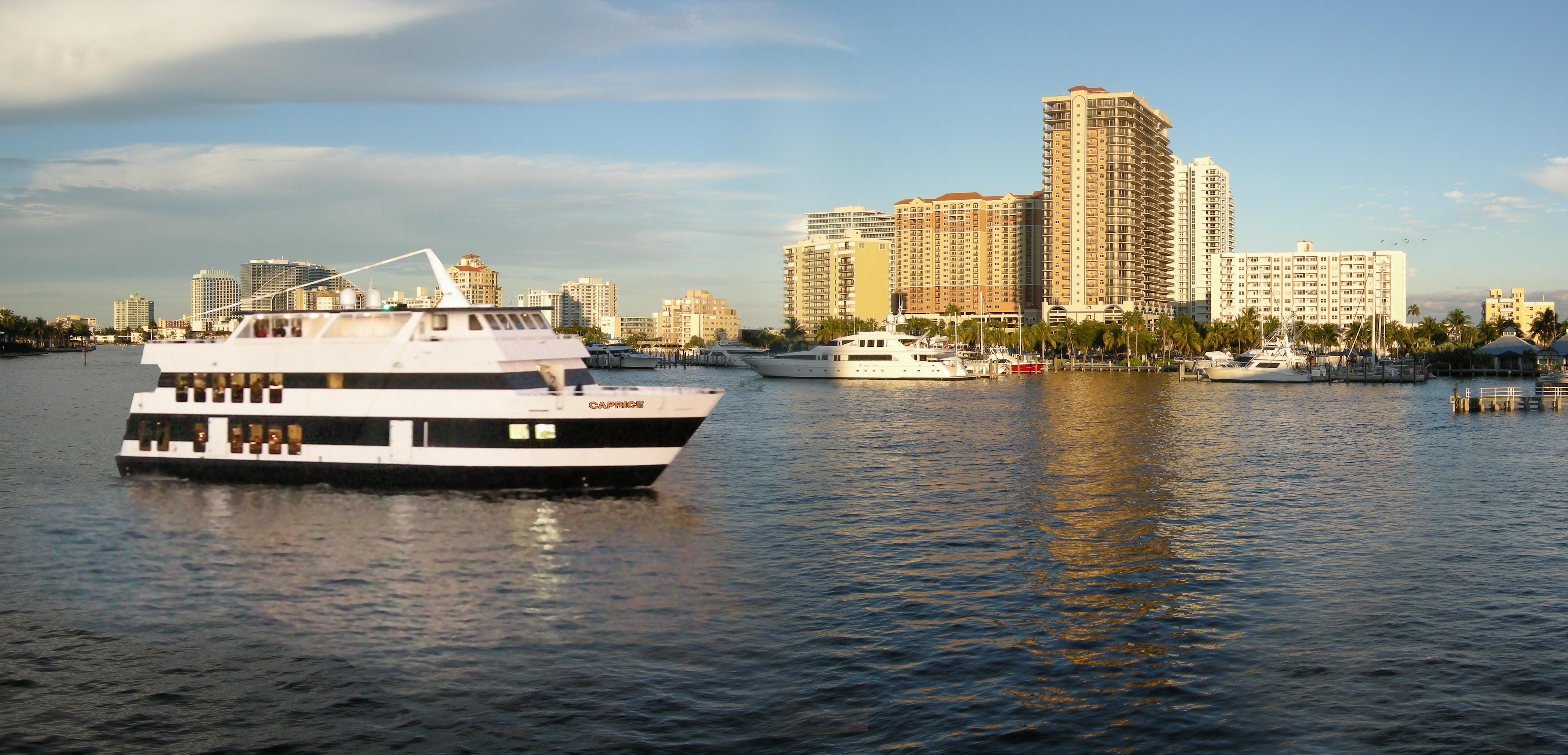 Caprice Sunset Cruise