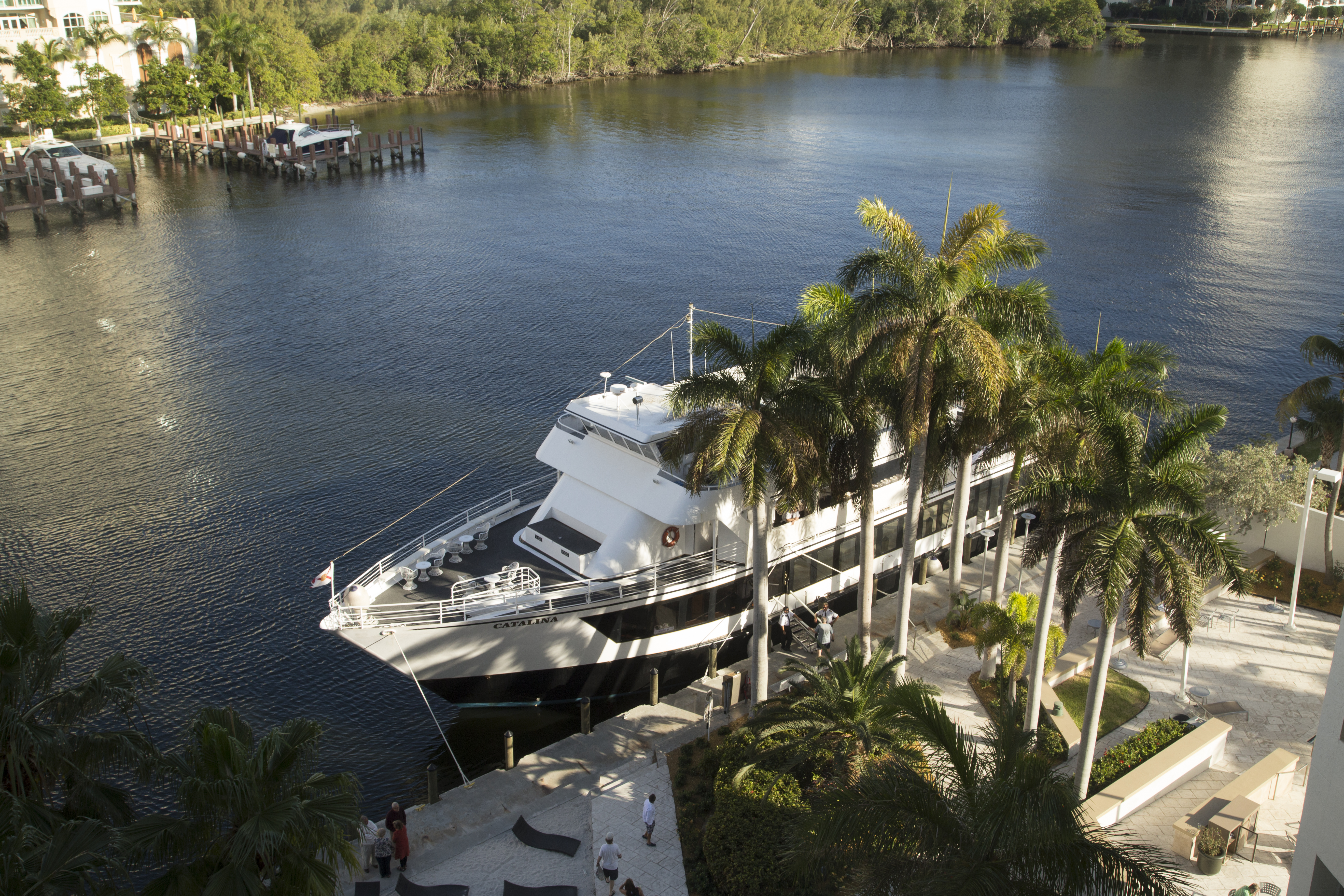 Wedding or Reception Yacht Charter