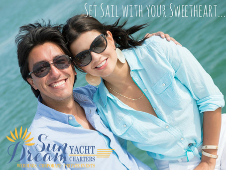 Set Sail With Your Sweetheart...