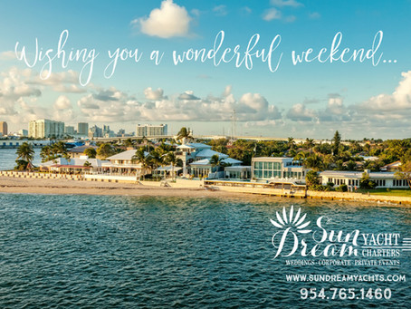 Wishing You A Wonderful Weekend!