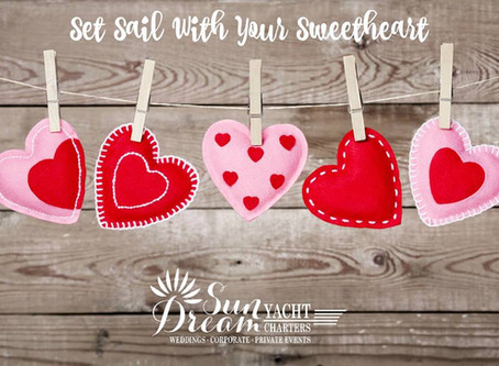 Set Sail With Your Sweetheart