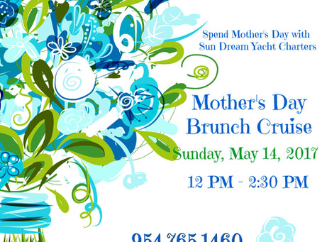 Set Sail with Mom this Mother's Day...