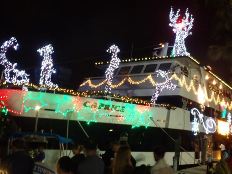 The Winterfest Boat Parade is Only 10 Days Away!