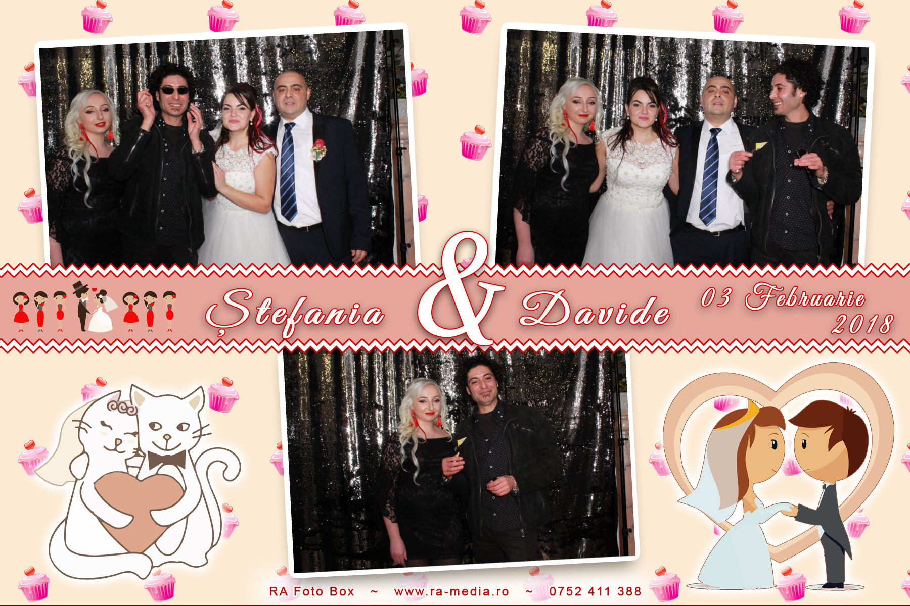 Ștefania și Davide