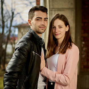 Andreea și Alex