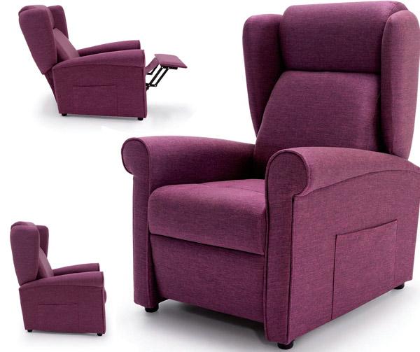 Venta de sofas y sillones zaragoza - Sillones que se hacen cama ...