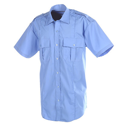 Short Sleeve DutyPro Poly/Cotton Military Style Shirt