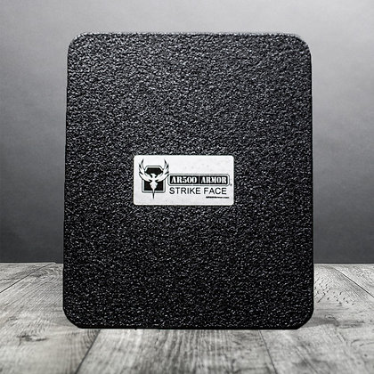 "AR500 Armor® Level III Back Plate 10"" x 12"""