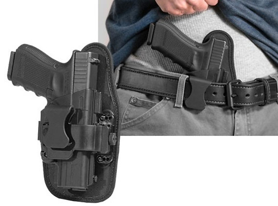 Alien Gear Shape Shift Appendix Holster