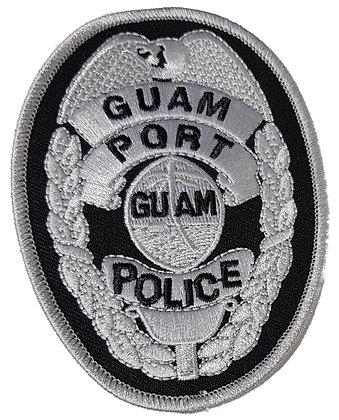 Guam Port Police Patch
