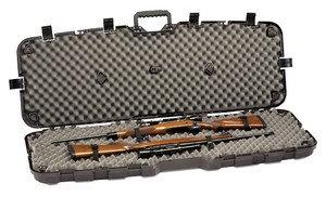 Plano Pro Max Double Scoped Rifle Gun Storage Case