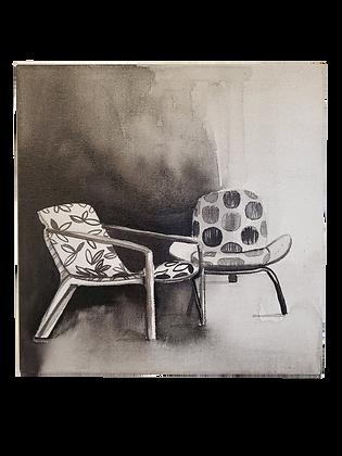 Cadeiras B&P - I