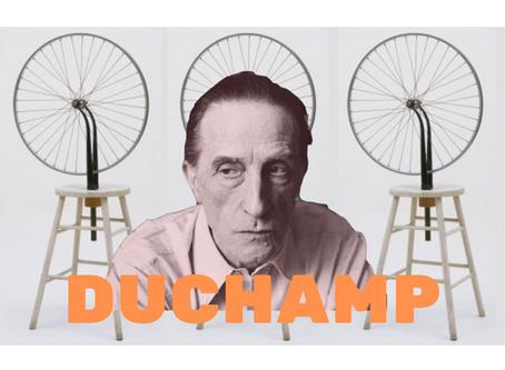 7 Curiosidades sobre  Duchamp