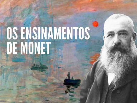 Os Ensinamentos de Monet