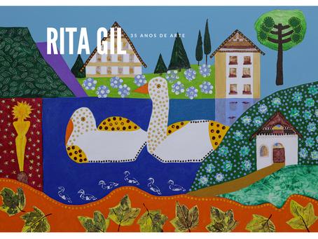 Rita Gil 35 Anos de Arte