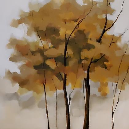 Árvore no Outono I