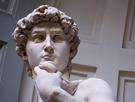 Do mármore a impressora: David ganha réplica 3D impressa