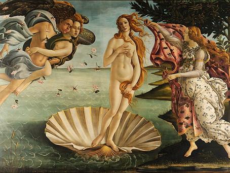 Como a Vênus de Botticelli quase foi queimada?