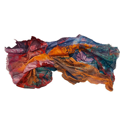 Escultura em tecido