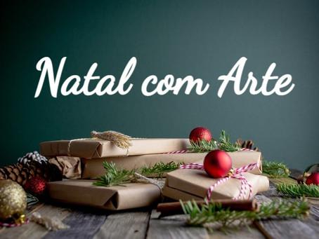 Dicas para um Natal com Arte