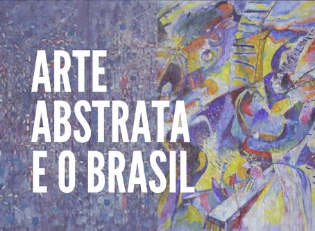 Arte abstrata e o Brasil