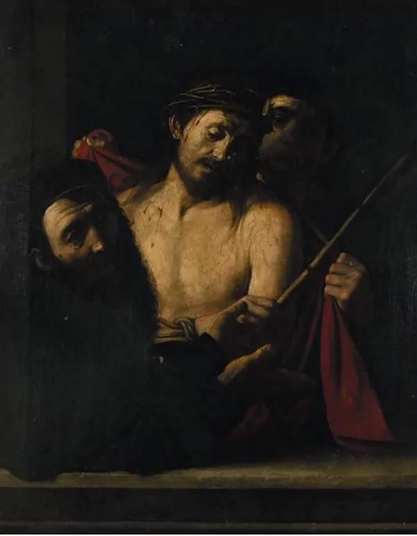 Ecce homo Caravaggio