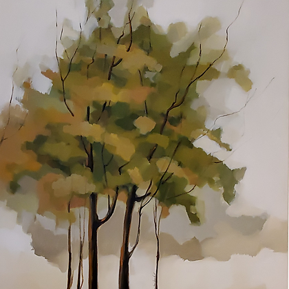 Árvore no Outono II