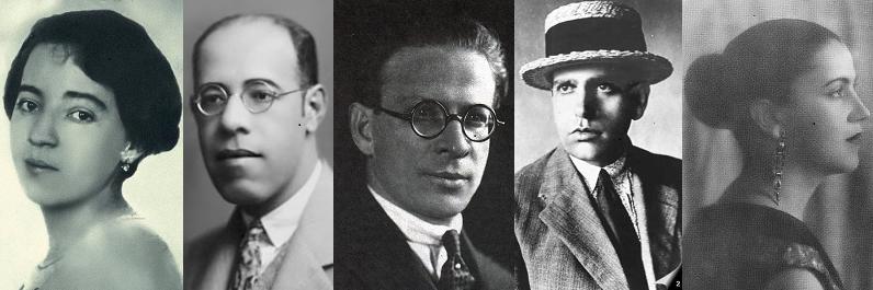o grupo dos 5 modernismo brasileiro