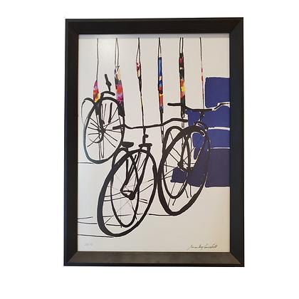 Bike - Desenho Digital