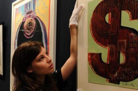 Como as obras de arte são precificadas?