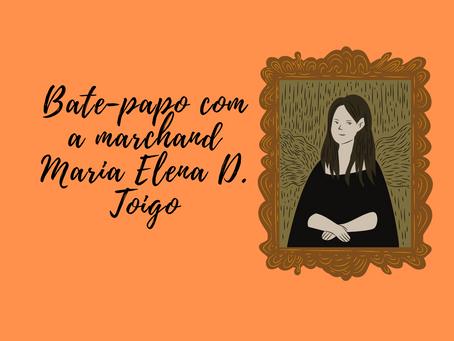 Bate-papo com a Marchand Maria Elena D. Toigo