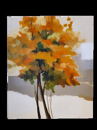 Outono luzente - II