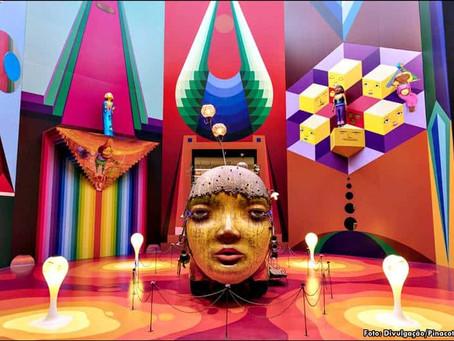 Exposição OSGEMEOS: Segredos ganha tour virtual