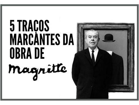 5 Traços marcantes da obra de Magritte