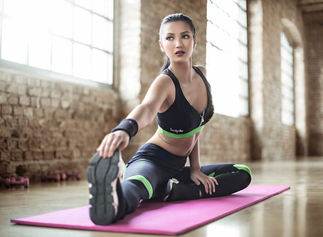 Top 5 Fitness Goals For Beginners - While Work From Home