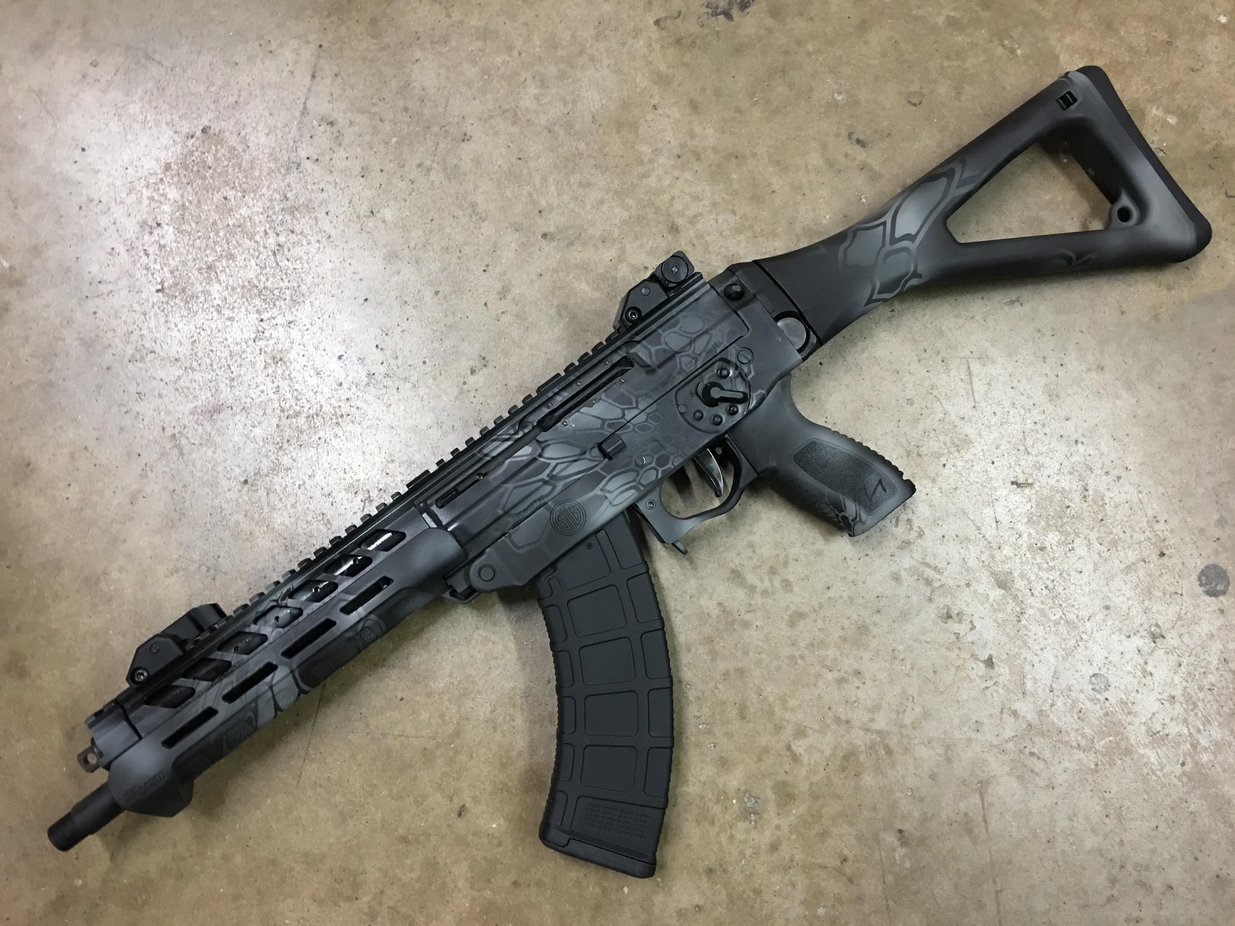 Red Beard Gunworks | Retail Sales, Cerakote, Machining