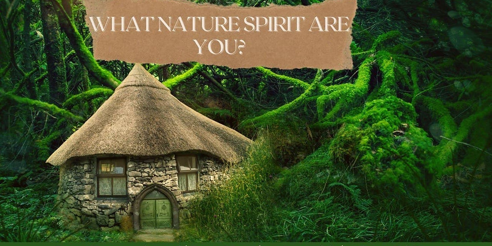 What Nature Spirit Are You? | Free Zoom