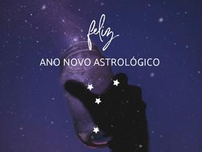 Feliz Ano Novo Astrológico 2021