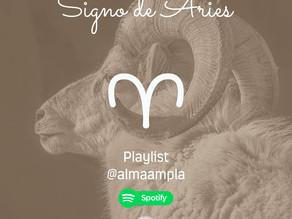 Playlists astrológicas no Spotify