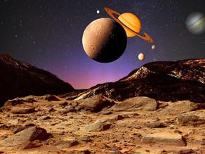 O grande encontro - Júpiter e Plutão em Aquário