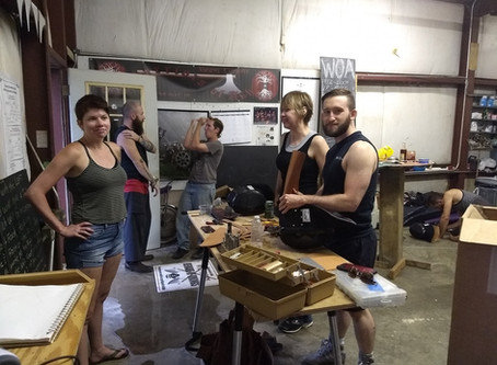 Gear Building Workshops -- What they are and how to participate.