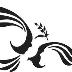 Dove Logo, The Institute for Restorative Communities