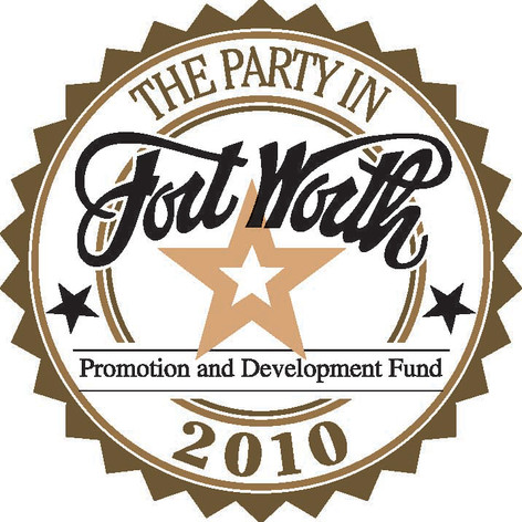 GIANT Fort Worth Promotion and Development Fund THE PARTY in Fort Worth Host: XTO Energy