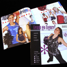 Team Go Figure! Cheer Wear Catalog for Team Go Figure! Sports