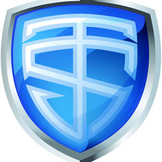 Shield Logo, Jake Salsbury, Personal Trainer