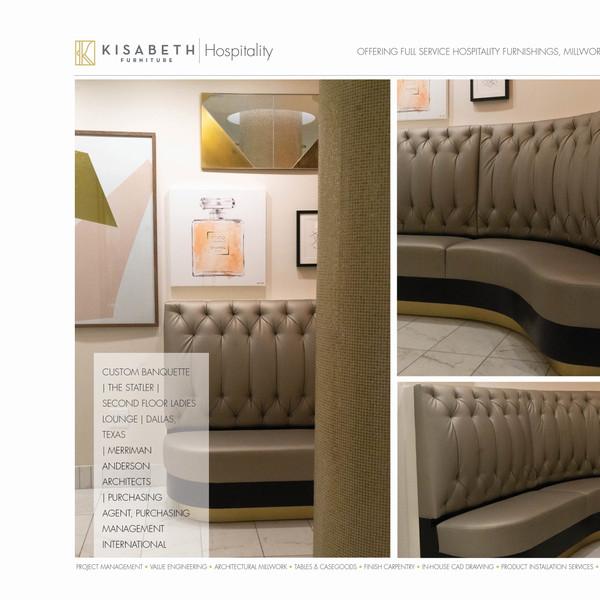 Kisabeth Furniture Sales Sheet (2019)
